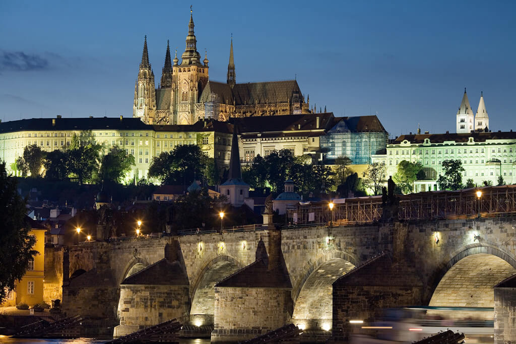 Château Prague
