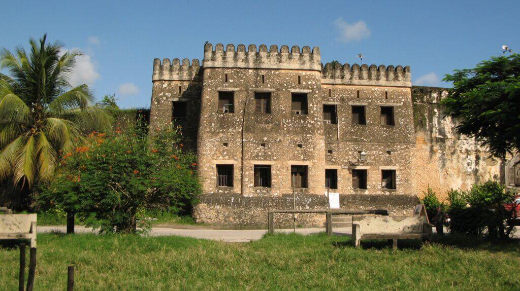 vieux fort zanzibar